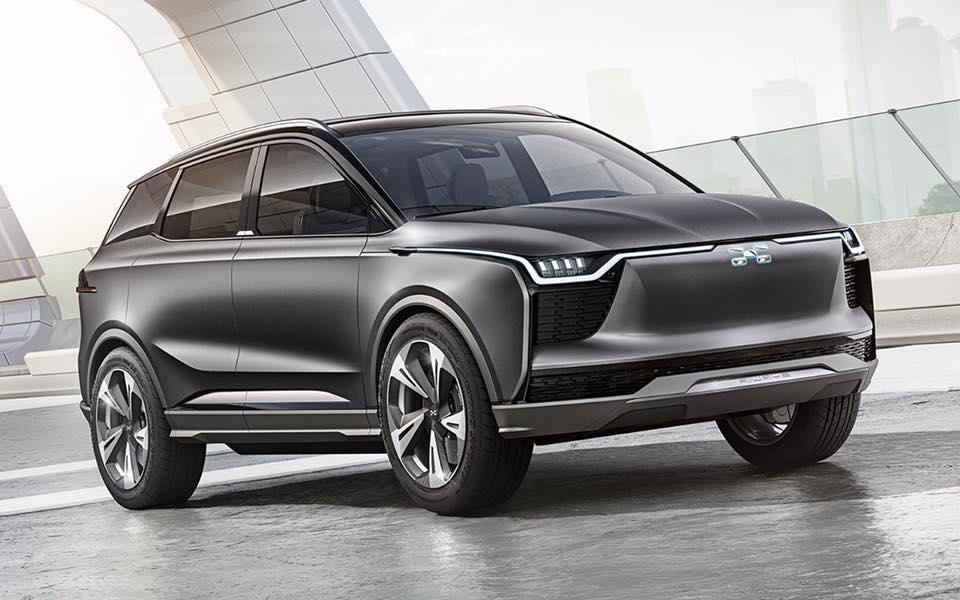 Aiways U5, 25.000 € per 460 km – Il SUV cinese che vuol conquistare l'Europa