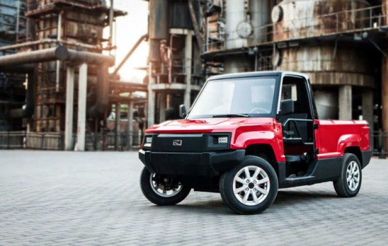 5.000 dollari per un piccolo pick-up – La cinese Kaiyun Motors è pronta a iniziare le esportazioni