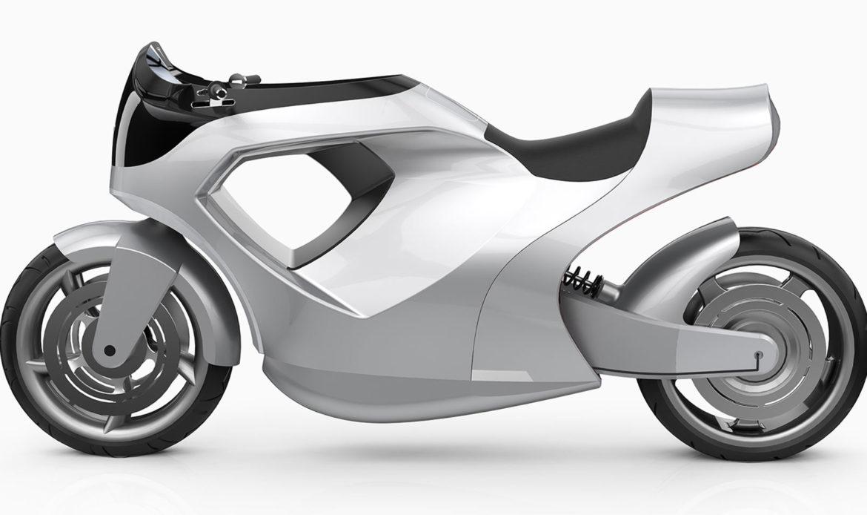 Tesla Model M, l'ipotetica due ruote Tesla secondo un designer californiano
