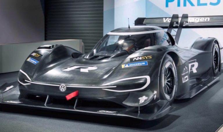 Volkswagen I.D. R in cerca del record