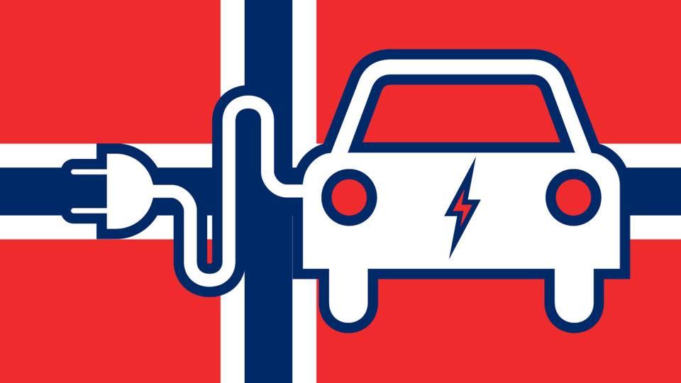 In Norvegia le auto elettriche hanno superato il 50% delle vendite totali.
