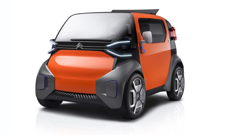 Ami One di Citroën – La più piccola elettrica di sempre