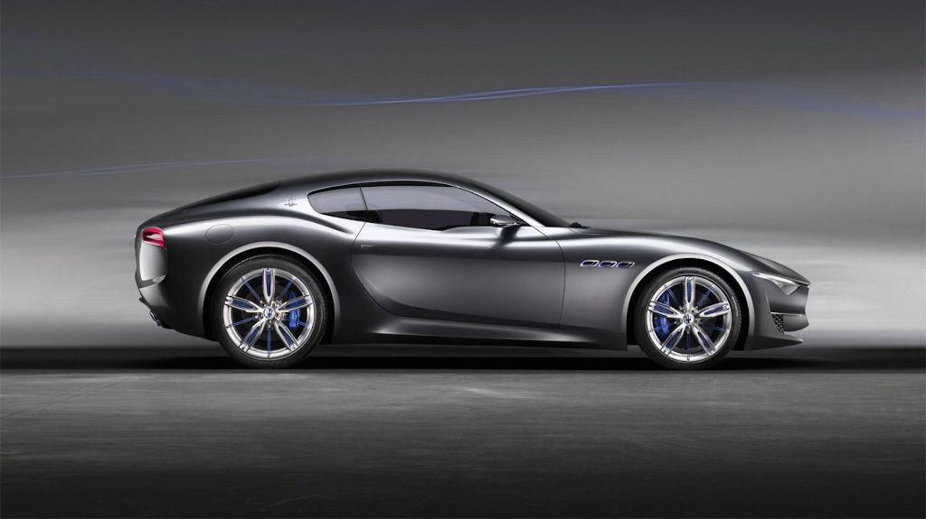 Maserati Alfieri, ecco la prima elettrica.