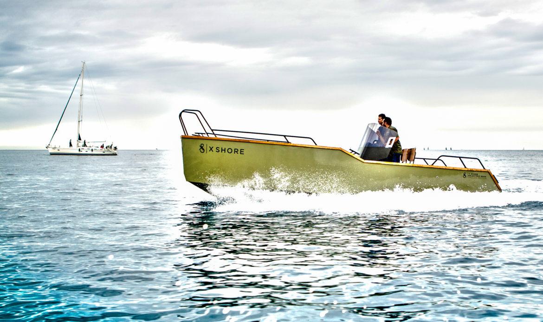 Navigare in motoscafo col silenzio della vela