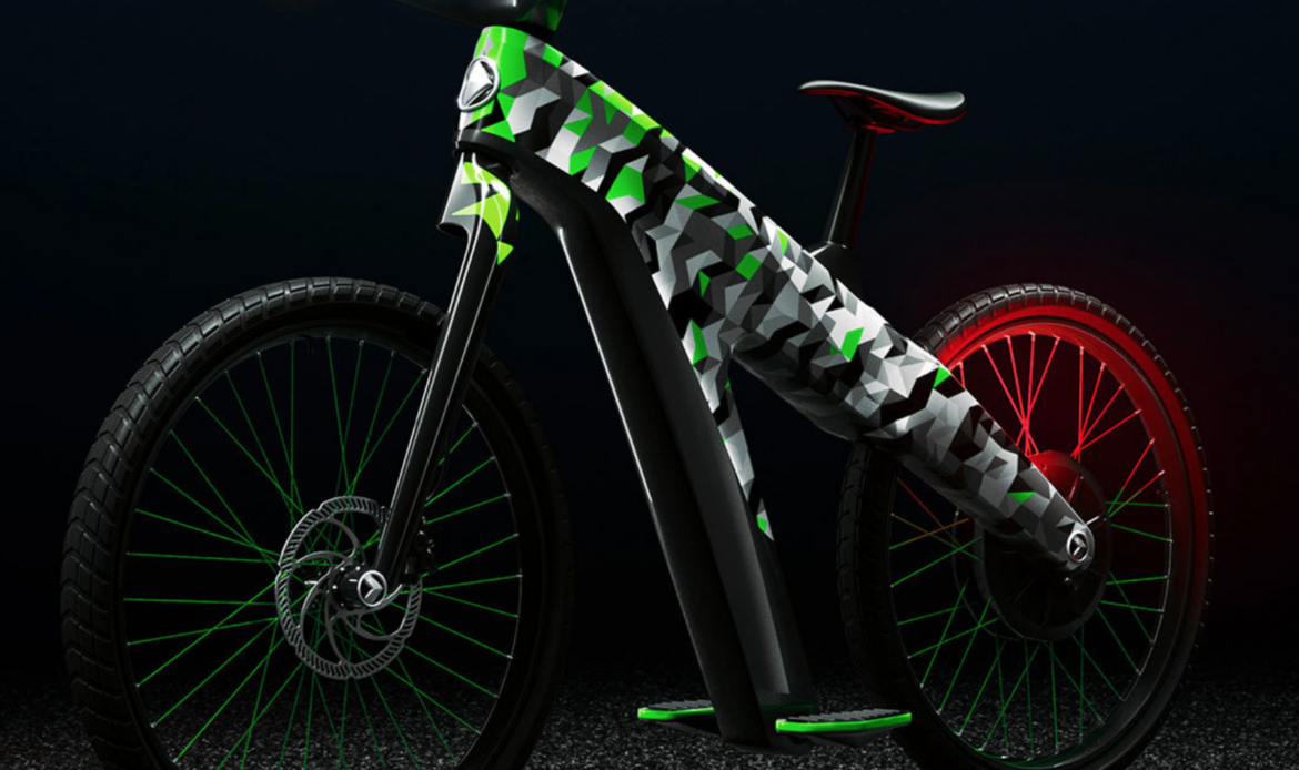 e-bike Klement by Skoda