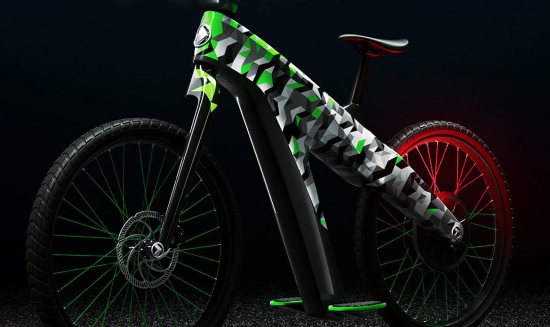 e-bike Klement by Skoda