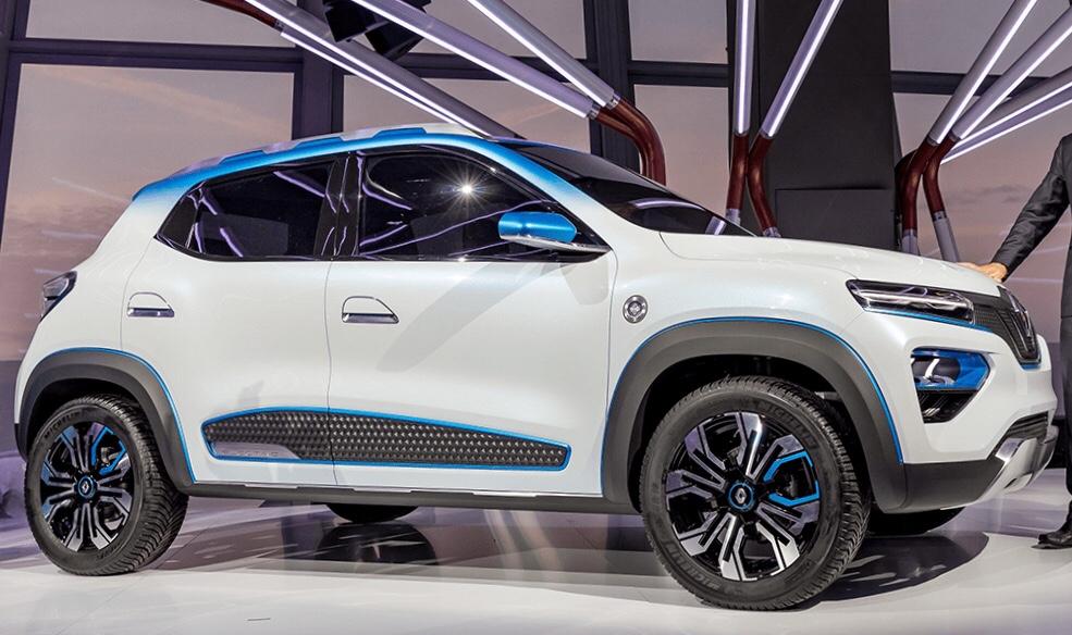 Il mini SUV Renault City K-ZE verrà presentato a Shanghai il 16 Aprile