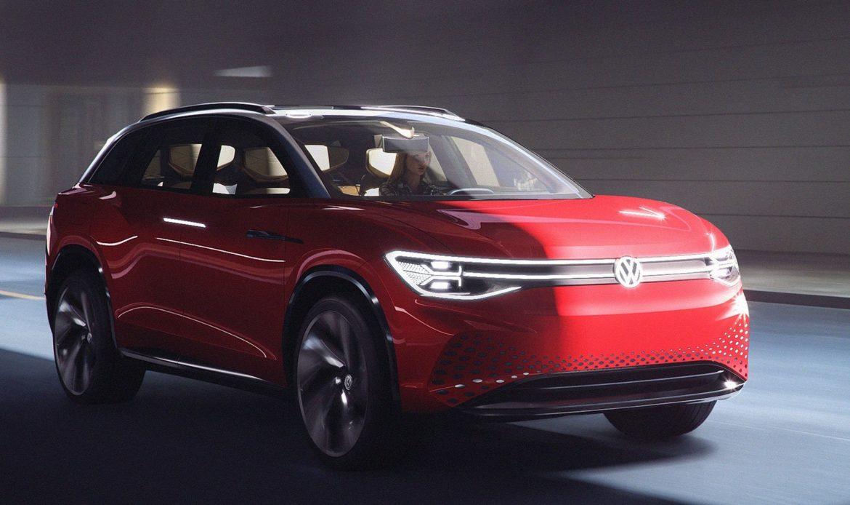 Batterie da 82kWh e due motori per il monolitico Volkswagen ID. ROOMZZ