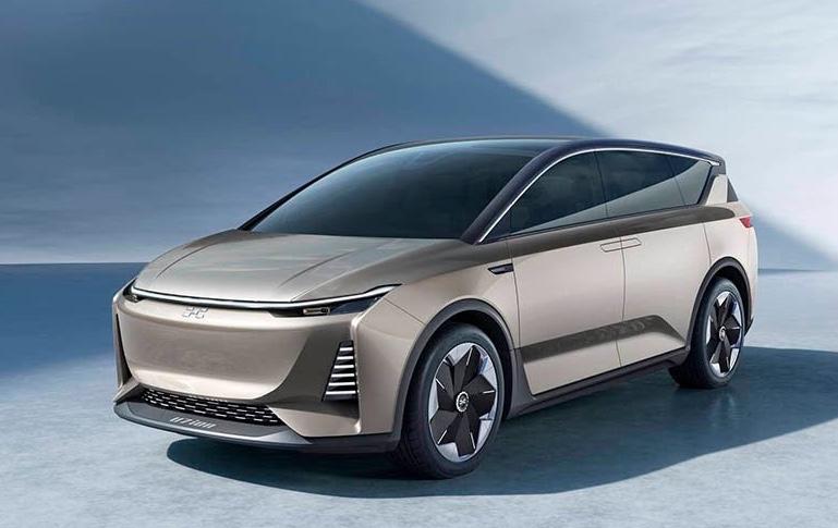 Aiways U7 Ion Concept, l'auto con il maggiordomo.