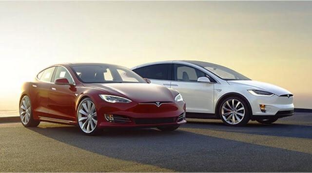 Autonomia migliorata del 10% per Tesla Model S e Model X
