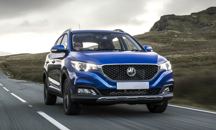 MG torna in Europa col crossover economico ZS EV