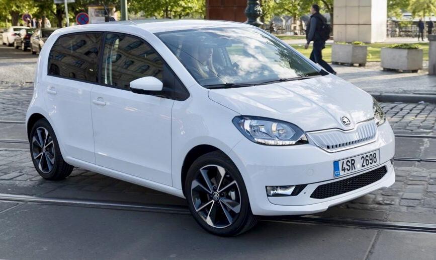 Škoda Citigo-E. Avvistata in Slovacchia l'utilitaria da 16.000€