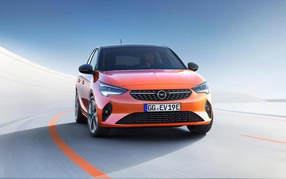 Opel Corsa-e, 0-100 in 8 sec.