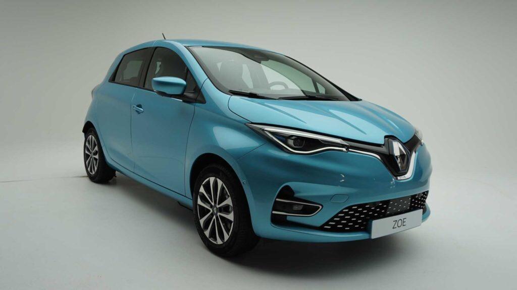 New look e doppia autonomia per la nuova Renault Zoe