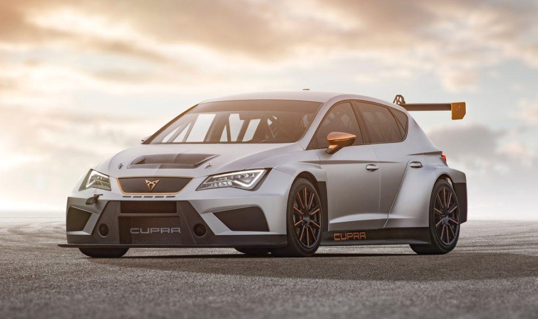 CUPRA e-Racer è pronta per il campionato ETCR