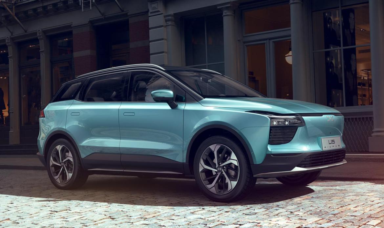 Il SUV elettrico economico Aiways U5 sta arrivando in europa