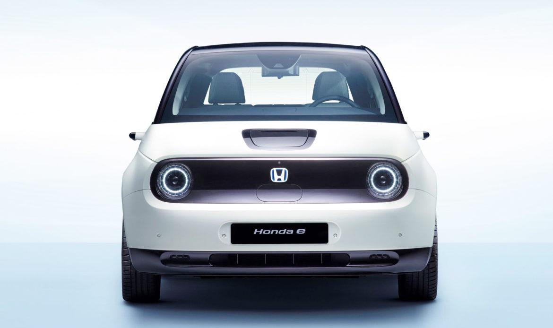 Honda e, debutta a Francoforte la city car nipponica