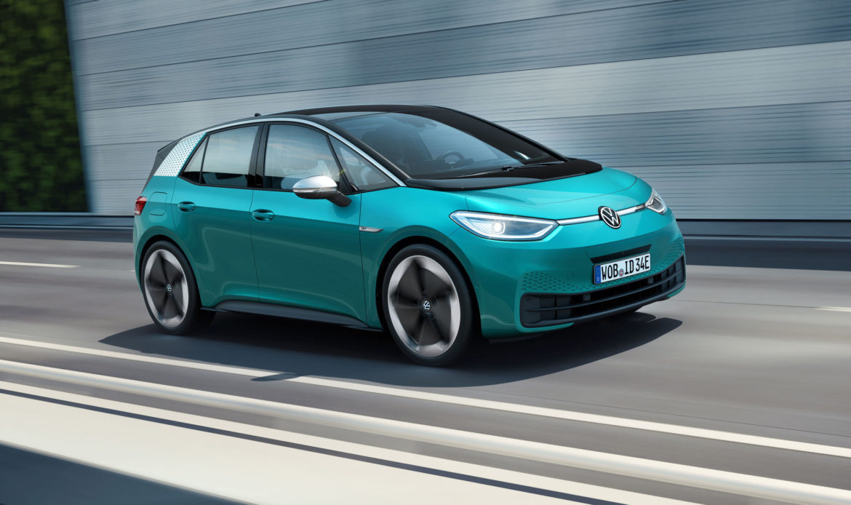 Volkswagen ID3 svelata a Francoforte