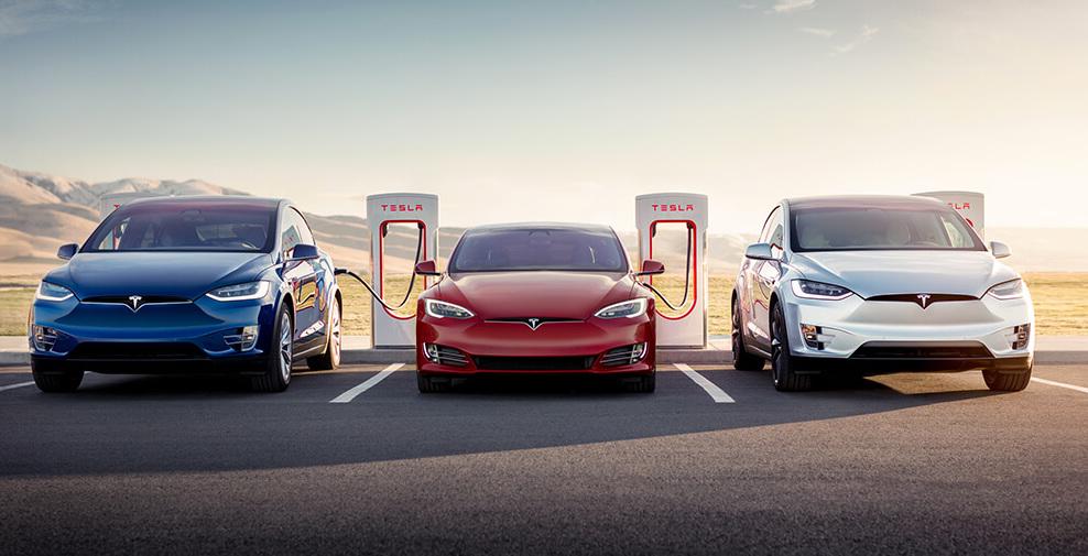 Tesla Supercharger, update da 30kW in più