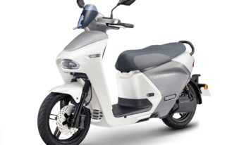 "Yamaha EC-05 lo scooter a ricarica ""istantanea"""