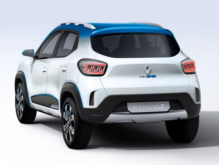 Renault annuncia l'arrivo in Europa della Renault K-ZE che in Cina viene venduta ad una cifra inferiore ai 10.000 €