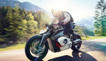 BMW Vision DC Roadster – La naked col boxer elettrico