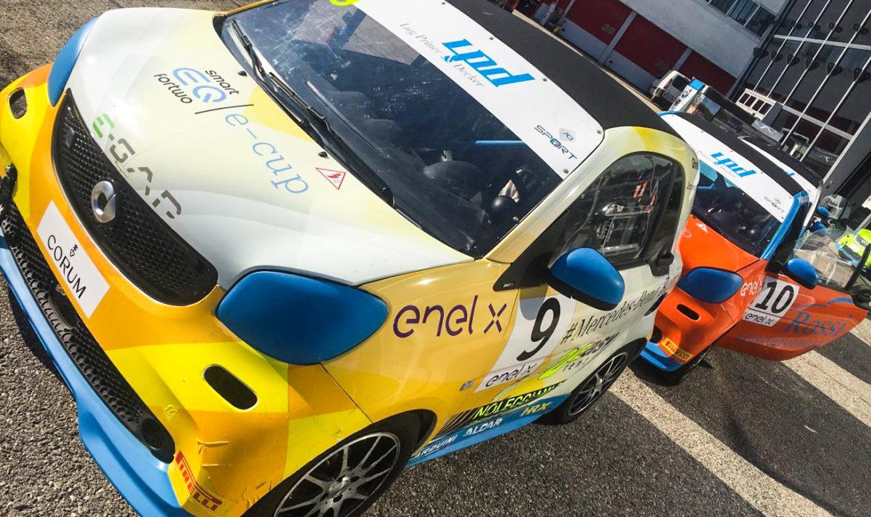 Vittorio Ghirelli è Campione Italiano Energie Alternative ACI Sport 2019