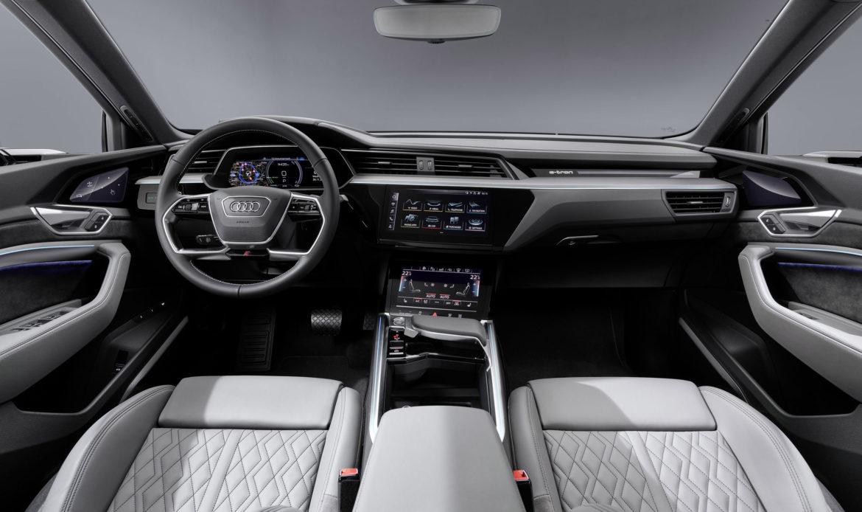 Aperti gli ordini per l' AUDI e-tron Sportback