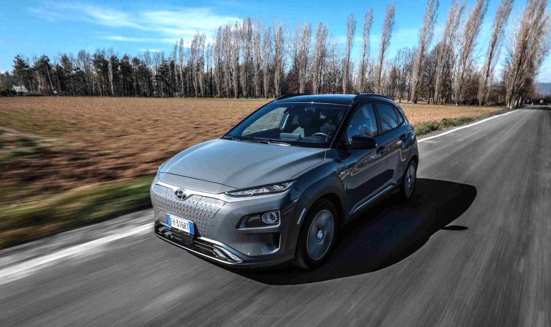 Presentati i nuovi modelli di Ionic e Kona oltre alla Hyundai NEXO ad idrogeno.