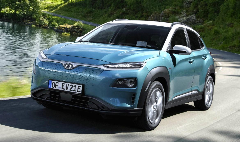 Nuove Hyundai Kona e Ioniq presentate a Milano