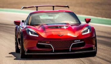 Una Corvette elettrica ha battuto il record di velocità per EV con 340,85 km/h