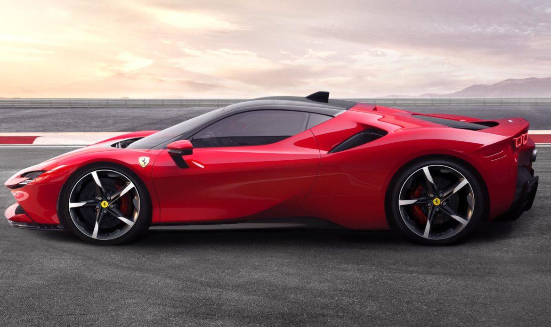 Ferrari ragiona sull'elettrico