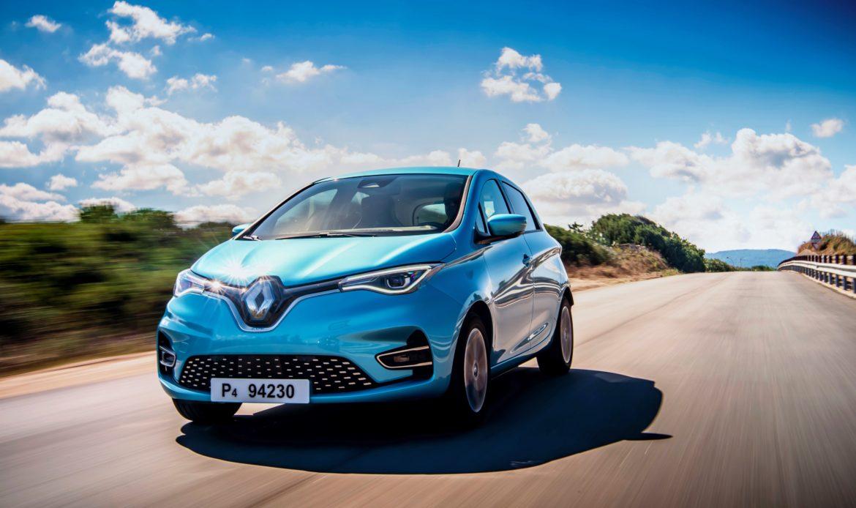 La Nuova Renault ZOE offre quasi 400 km di range