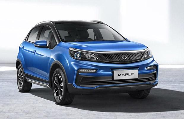 Maple 30X – SUV elettrico sotto i 10K €