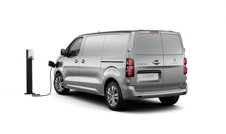 Peugeot e-Expert – il furgone elettrico con 300 Km di autonomia