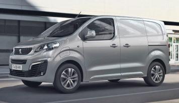 Peugeot e-Expert – furgone elettrico con 300 Km di autonomia