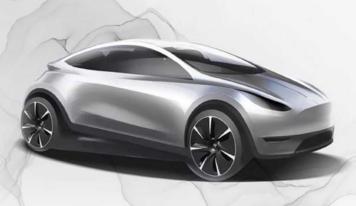 Concepita e fabbricata in Cina la compatta di Tesla?