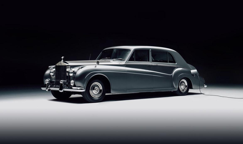 Rolls Royce elettrica by Lunaz