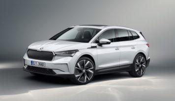 Skoda Enyaq iV, il SUV elettrico è già prenotabile