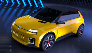 Renault 5 ora è elettrica