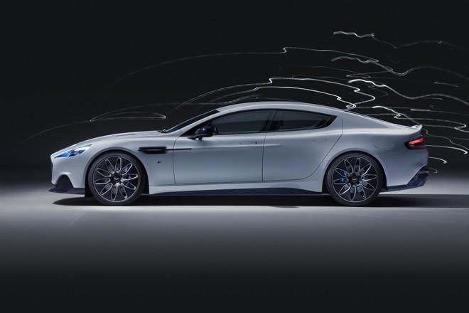 Aston Martin costruirà veicoli elettrici a partire dal 2025