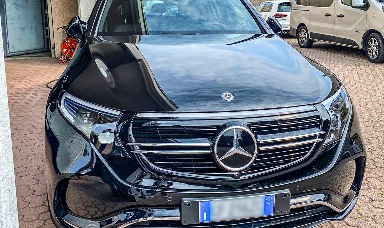 Mercedes EQC – il SUV elettrico all'insegna del confort